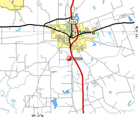 pittsburg texas map 75686 zip code pittsburg texas profile homes apartments schools population income