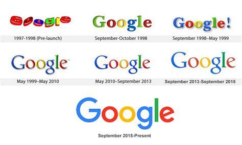 Googles Type A why did change its logo nexgen