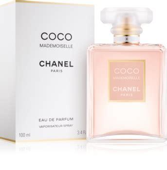 chanel coco mademoiselle eau de parfum for 100 ml notino co uk