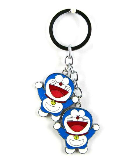Keychain Doraemon eshoppee doraemon keychain keyring buy at low price in india snapdeal