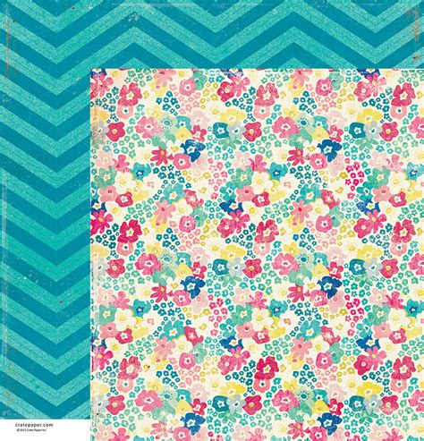 American Crafts Paper - american crafts crate paper maggie collection