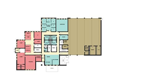 fire station floor plans design huntley fire station dushan milinovich archinect