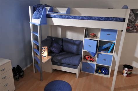 High Top Sleeper Beds by Stompa Casa High Sleeper Bed Build Your Own