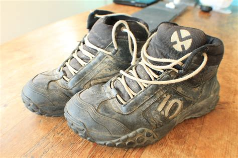 high top mountain bike shoes 5 10 five ten impact high top mountain bike shoes uk 9