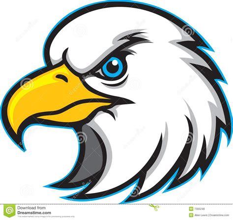 mascot clipart eagle mascot logo clipart