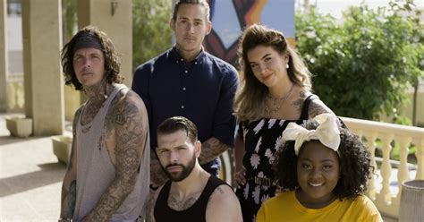 tattoo fixers boxing day new tattoo fixers star describes his creepy first cover