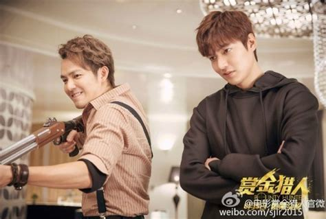 download film lee min ho bounty hunters lee min ho makes anticipation rise for the premiere of