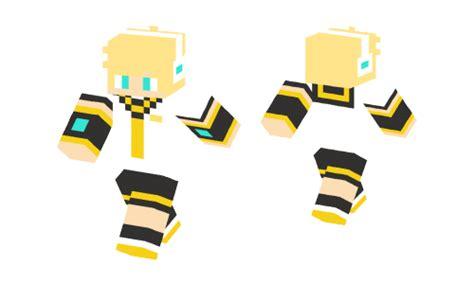 len installieren len kagamine skin minecraft skins