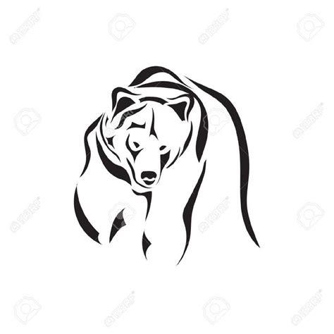 bear logo tattoo dublin 11 best stencils images on pinterest animal stencil