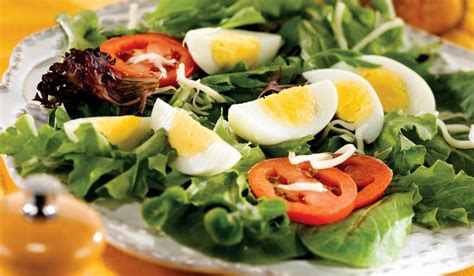 mixed greens salad recipes incredible egg
