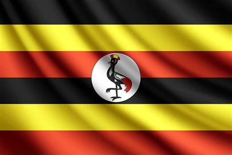 flags of the world uganda top 10 most beautiful african flags 2016