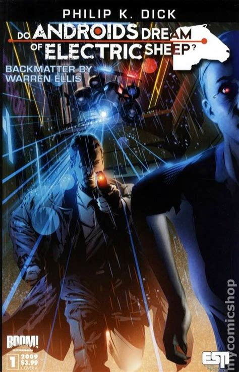 do androids do androids of electric sheep 2009 boom studios comic books
