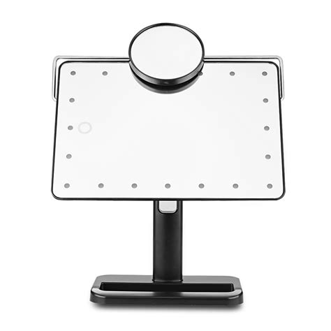 10x lighted makeup mirror 10x magnifying touch led lighted vanity cosmetic makeup