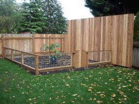 backyard fencing cost 10 garden fence ideas that truly creative inspiring and