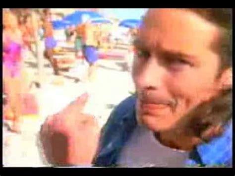 labatt blue light commercial tom cavanagh in florida