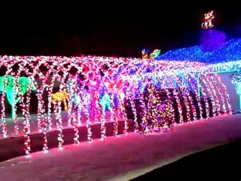 christmas illumination or christmas light lights oregon ohio