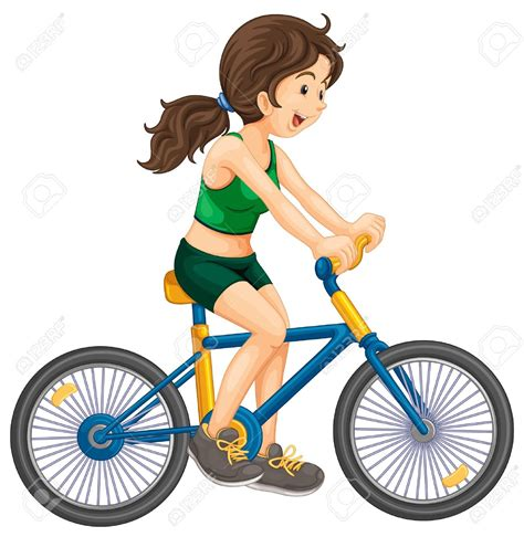 clip on fan for spin bike no biking clipart clipground