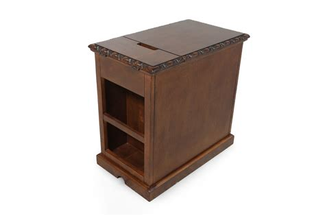 room tables with power northshore power chairside table mathis brothers furniture