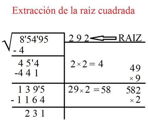 raiz cuadrada 144 ra 237 z cuadrada