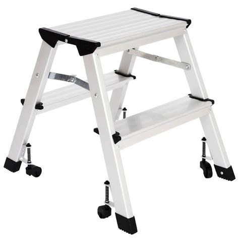 Folding One Step Stool by Mini Step Stool Tricam 2 Step Folding Step Stool Type Iii 200 Lb Rating Sc 1 St Ebay