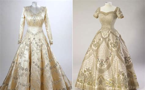 Elizabeths Wedding Dress Our One 4 by The S Wedding And Coronation Dresses To Be Displayed