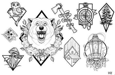 small flash tattoos 80 free small designs insider