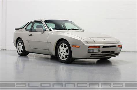 porsche 944 silver 1989 porsche 944 turbo s zermatt silver 42 296