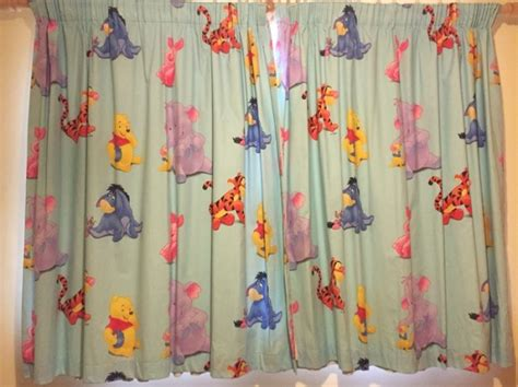 Winnie The Pooh Curtains For Nursery Winnie The Pooh Curtains For Sale In Ballincollig Cork From Lsmurf