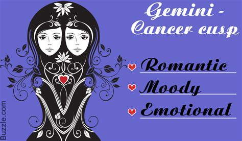 personality traits of gemini cancer cusps you ll instantly