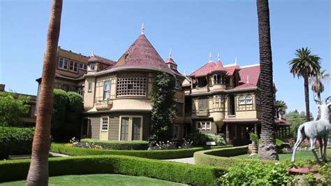 the winchester house exploring the winchester mystery house youtube