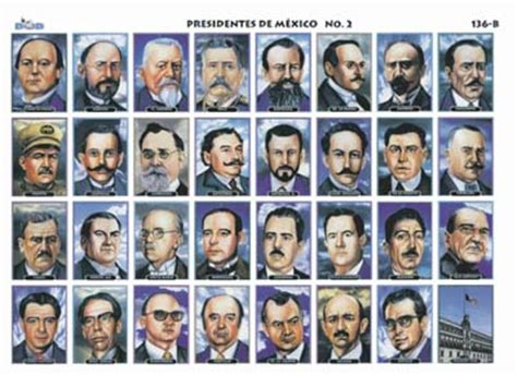 lista los presidentes de mexico opiniones de anexo gobernantes de m 233 xico