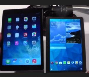 samsung tablet or which is better apple air vs samsung galaxy tab s 10 5 which is