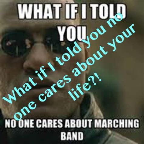 Funny Band Memes - marching band meme tumblr