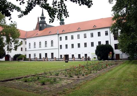 gregor mendel s garden at brno augustinian monastery
