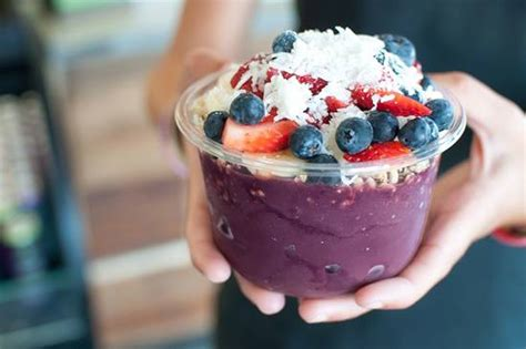 Where to find the best acai bowls in Los Angeles