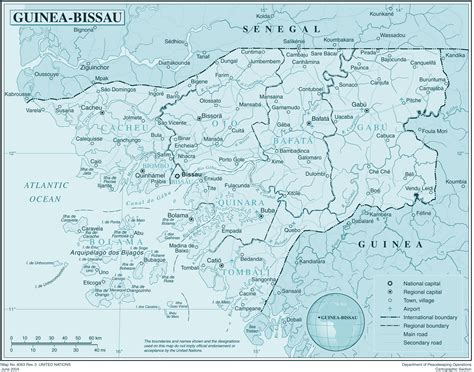 guinea bissau political map maps of guinea bissau map library maps of the world