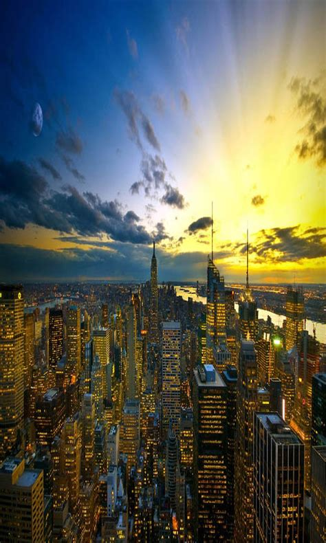 amazoncom  york city  wallpaper appstore  android