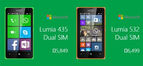microsoft lumia 532 apps download microsoft launches lumia 532 and lumia 435 technuter