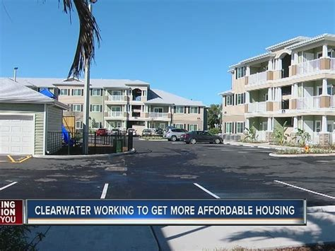 regions bank clearwater clearwater officially opens new affordable housing