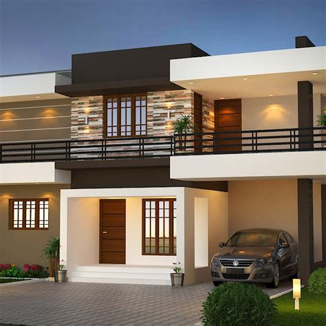modern home design gallery blog modern house elevation design ghar banavo