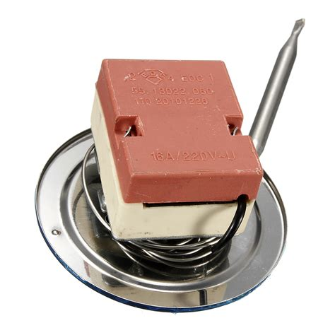 0 40c Temperature Switch Capillary Thermostat 250v 16a 30 110 celsius temperature controller thermostat