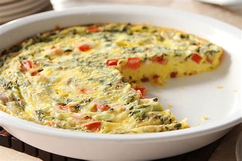 omelets quiches egg casseroles dish recipes for breakfast brunch lunch dinner southern cooking recipes books mozzarella cheese and bacon plus up the flavor in this