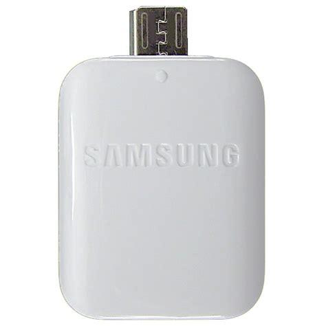 Otg Samsung S7 adaptateur otg usb microusb pour samsung galaxy s7 s7 edge blanc