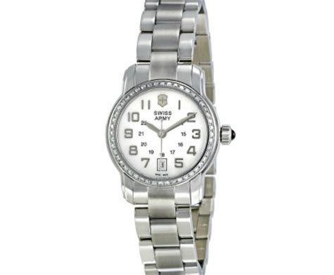 Swiss Army Sa0126 Silver Black List White 248 victorinox s watches shop for s
