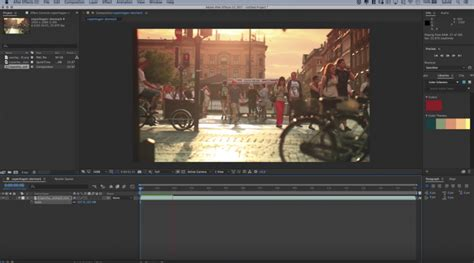 shake after effects how to create handheld shake in after effects