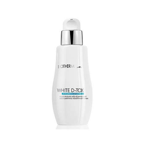 Biotherm White Detox Whitening Essence by Top 10 Skin Whitening Serums Skin Whitening Spot
