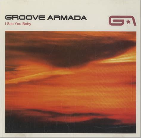 at the river groove armada groove armada i see you baby us cd single cd5 5 quot 156075
