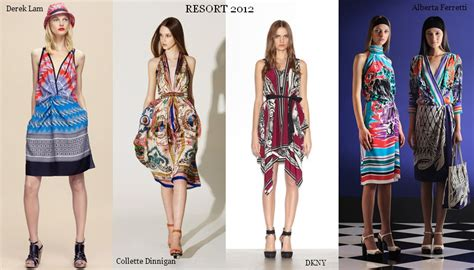 Trend Alert Print Dresses by Trend Alert Scarf Print Dresses Quot Trendy Quot By