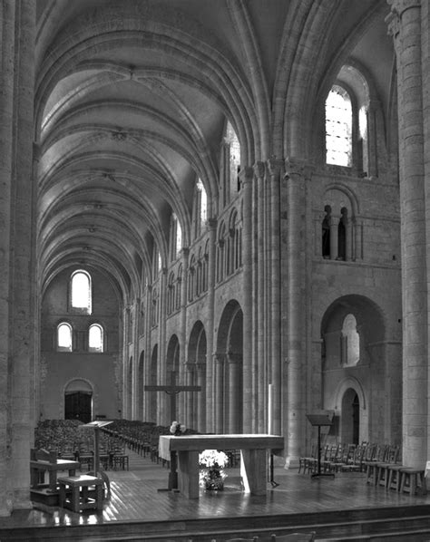 And Romanesque Cathedrals Essay by Where Heaven And Earth Meet Churches Sainte Trinit 233 Lessay Normandy