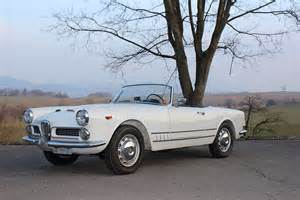 Alfa Romeo 2000 Spider Touring 073 Alfa Romeo 2000 Spider Touring 1958 The Classic Car